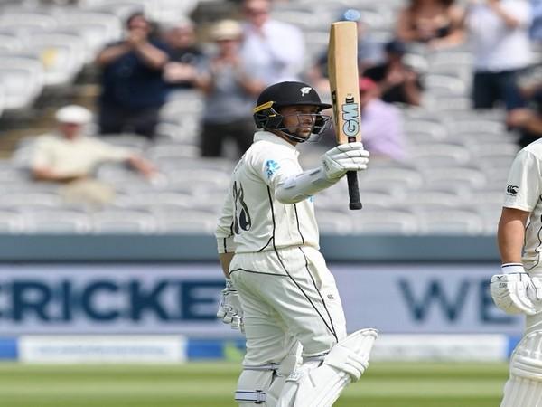 New Zealand opening batsman Devon Conway (Photo/ Lord's Cricket Ground Twitter)