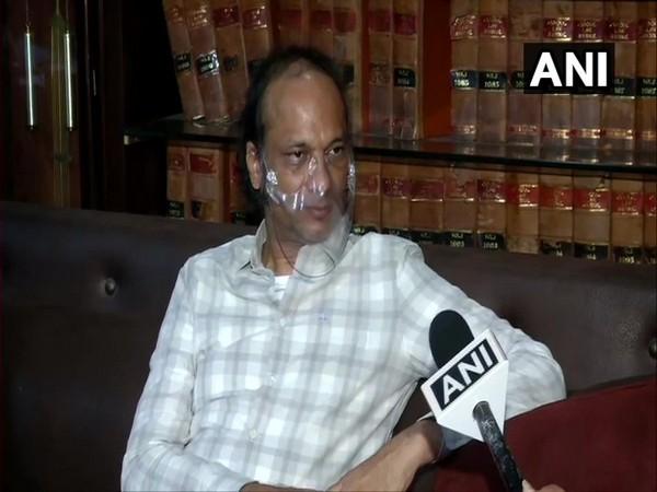 Mehul Choksi's lawyer Vijay Aggarwal (Photo/ANI)