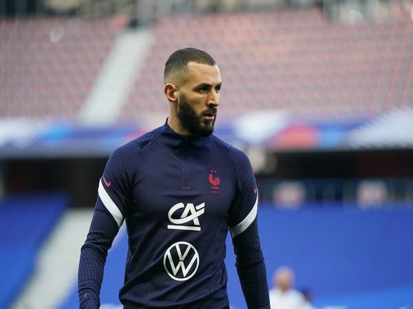Karim Benzema (Photo: Twitter/French Team)