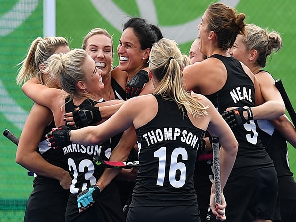 New Zealand Women's Hockey team (Photo: Twitter/The New Zealand Team)