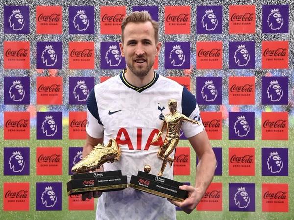 Tottenham Hotspur striker Harry Kane (Photo/ Harry Kane Twitter)