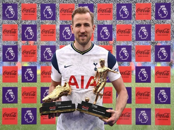 Tottenham Hotspur FC forward Harry Kane (Photo: Twitter/Harry Kane)