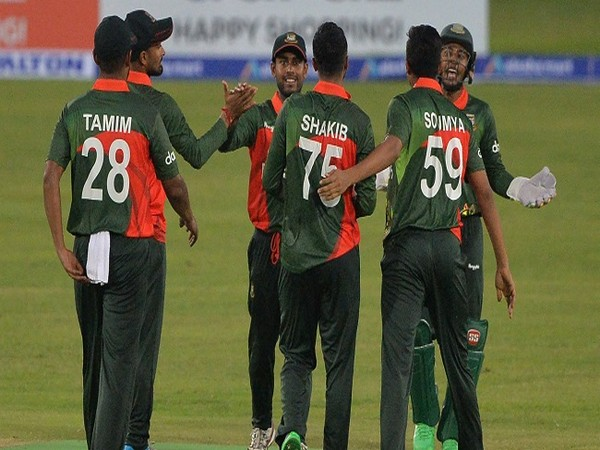 Bangladesh cricket team (Image: ICC)