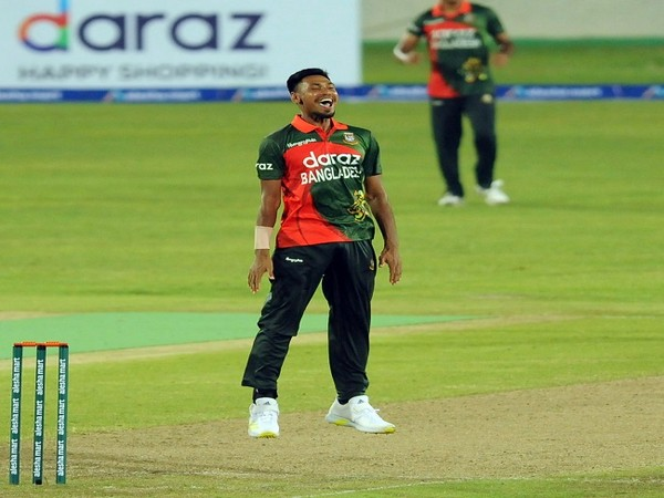 Bangladesh pacer Mustafizur Rahman (Image: Mustafizur Rahman's Twitter)