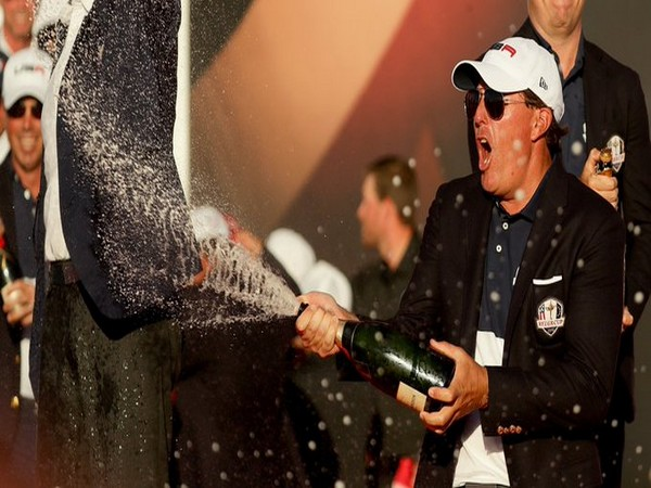 Phil Mickelson (Photo/ Ryder Cup USA Twitter)