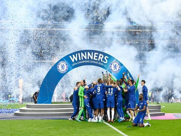 Chelsea wins Champions League (Photo/ Chelsea FC Twitter)