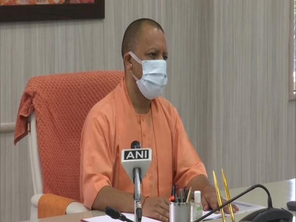 Uttar Pradesh Chief Minister Yogi Adityanath. (File photo)