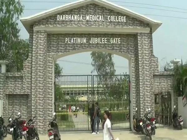 The Darbhanga Medical College in Bihar. (FIle photo)