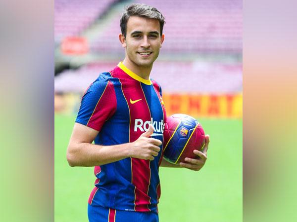 Eric Garcia (Photo/ FC Barcelona Twitter)