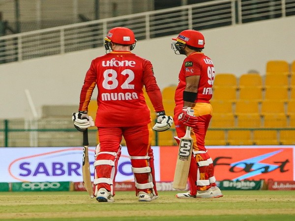 Islamabad United defeated Karachi Kings by eight wickets. (Image: Islamabad United )