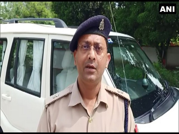 Superintendents of Police Dehat, Sanjay Kumar (Photo/ANI)