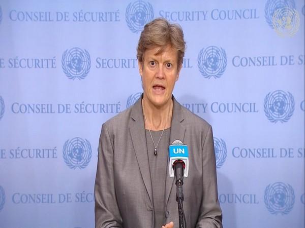 Dame Barbara Woodward, UK Ambassador to the United Nations