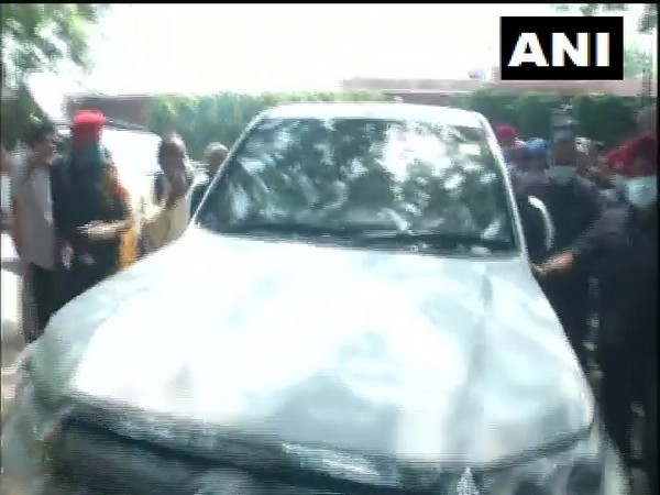 Punjab Chief Minister Captain Amarinder Singh arrived in Delhi to meet a Congress panel on Friday. [Photo/ANI]