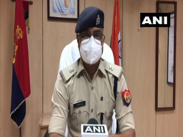 Additional Commissioner of Police Gautam Budh Nagar, Ranvijay Singh (Photo/ANI)