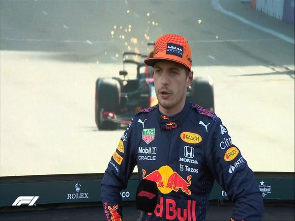 Red Bull driver Max Verstappen (Photo: F1/Twitter)