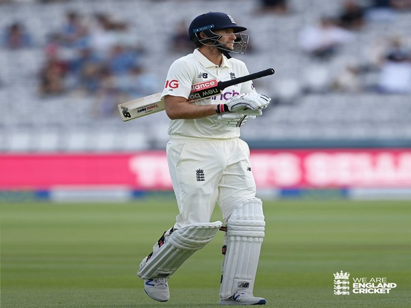 England Test skipper Joe Root (Photo/ England Cricket Twitter)