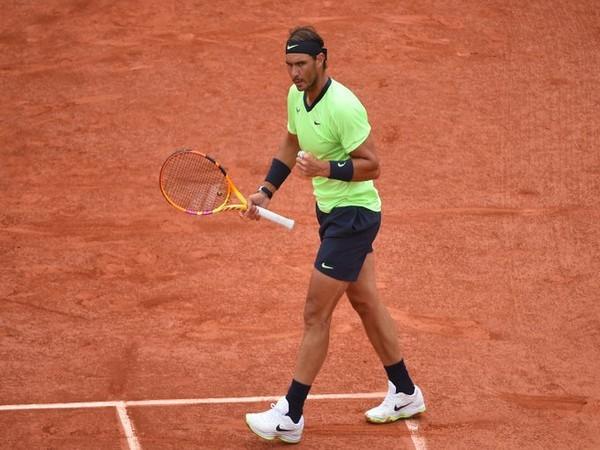 Spanish tennis player Rafael Nadal (Photo/ Roland Garros Twitter)