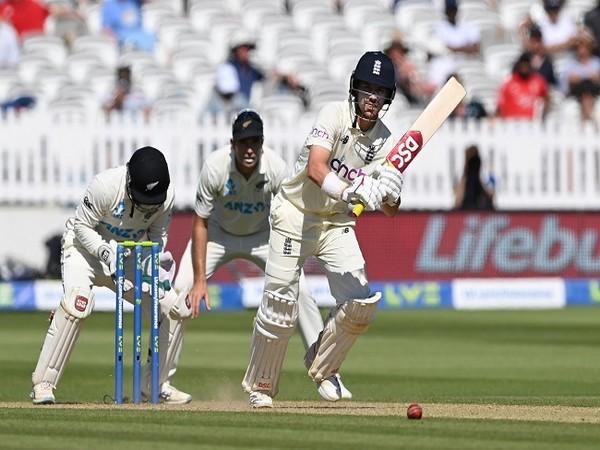 England batsman Rory Burns (Image: ICC)