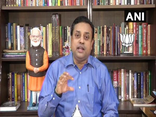 BJP national spokesperson Sambit Patra.