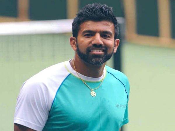 Indian tennis player Rohan Bopanna (Photo/ SAI Media Twitter)