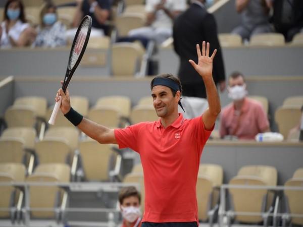 Swiss tennis maestro Roger Federer (Photo/ Roland Garros Twitter)