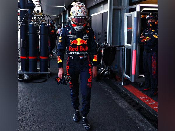 Red Bull Racin's Max Verstappen (Photo/ Max Verstappen Twitter)