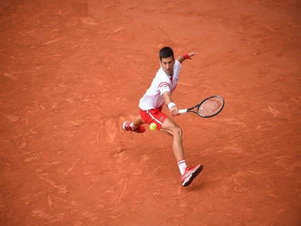 World number one Novak Djokovic (Photo/ Roland Garros Twitter)