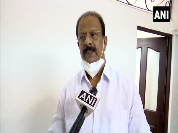 K Sudhakaran, President KPCC (Photo/ANI)