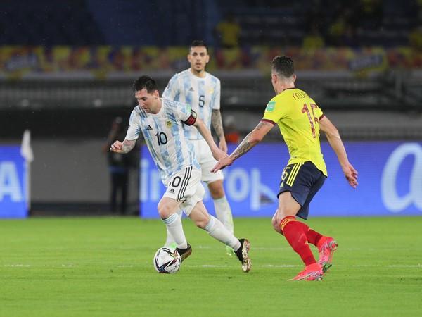 Lionel Messi (Photo/ Seleccion Argentina)