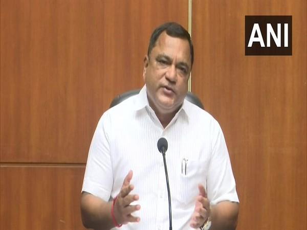 Goa transport minister Mauvin Godinho (Photo/ANI)