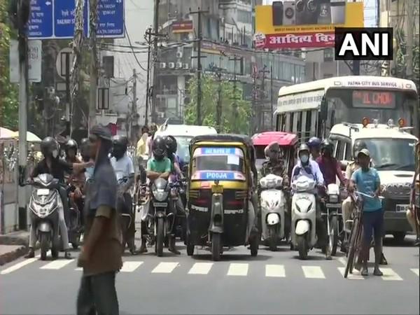 Visuals from Patna (Photo/ANI)