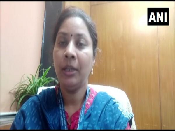 Shubhangi Bhute, Scientist, IMD Mumbai
