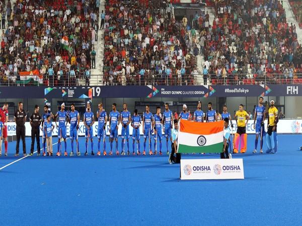 Indian hockey team (Photo: Twitter/Hockey India)