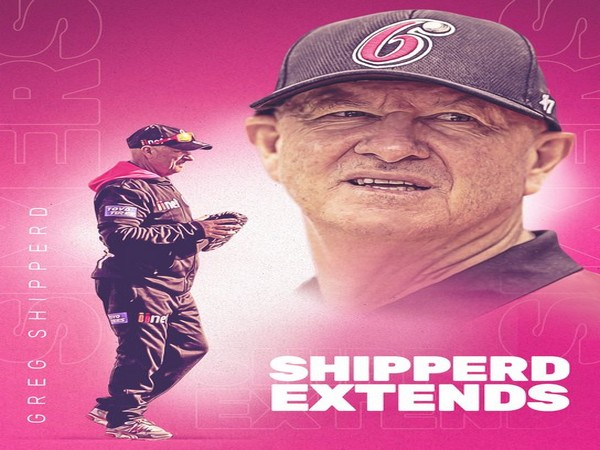 Greg Shipperd signs contract extension with Sydney Sixers (Photo/ Sydney Sixers Twitter)