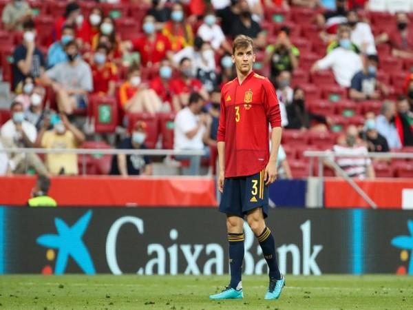 Diego Llorente (Photo/ Spain Football Federation Twitter)
