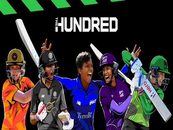 Indian superstars sign for the Hundred (Photo/ The Hundred Twitter)