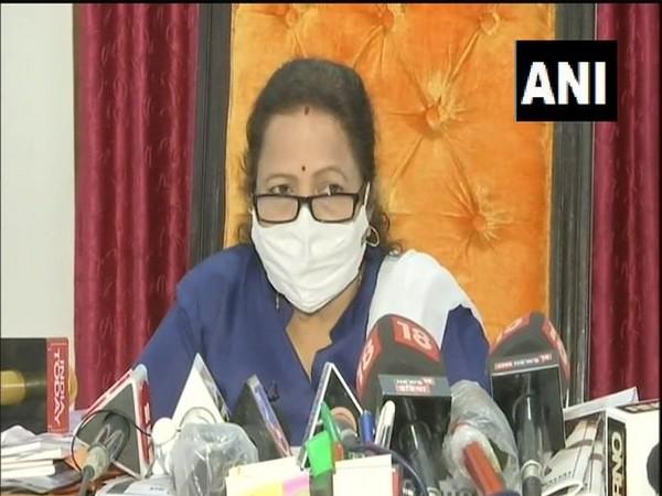 Mayor of Mumbai, Kishori Kishor Pednekar.