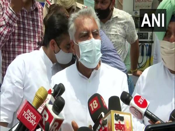 Punjab Congress Chief Sunil Jakhar (Photo/ANI)