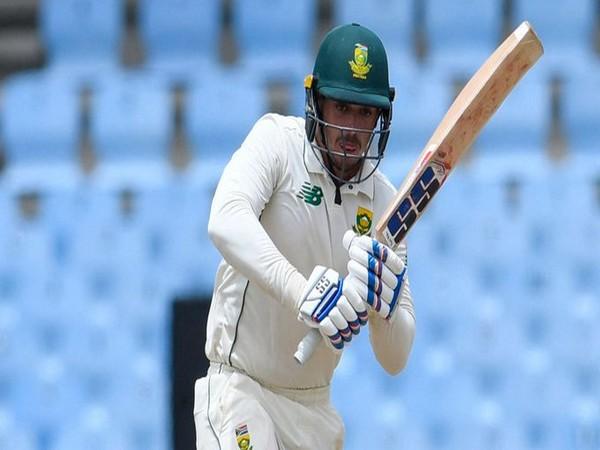 Wicketkeeper-batsman Quintion de Kock (Photo/ ICC Twitter)