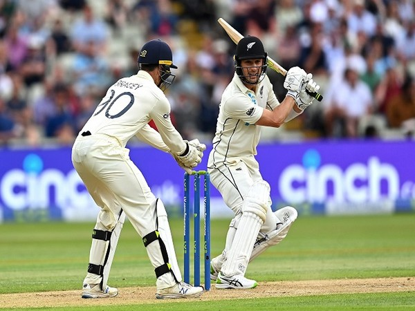 New Zealand are 229/3, trailing by 74 runs (Image: ICC)