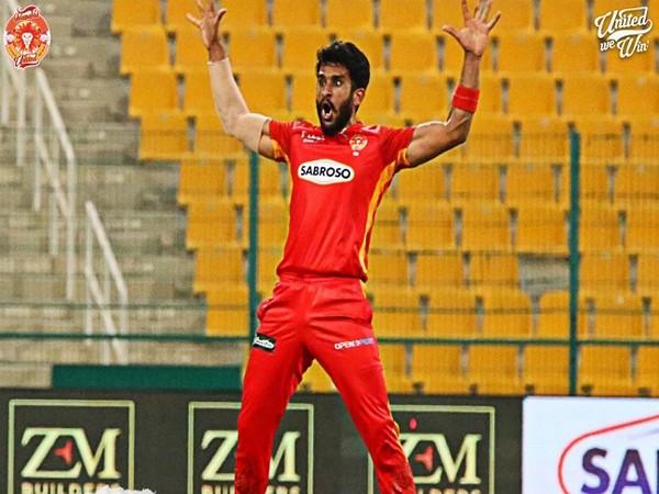 Hasan Ali (Image: Islamabad United)