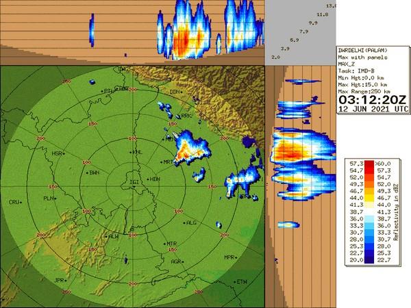 Rain forecast for Uttarakhand and Uttar Pradesh