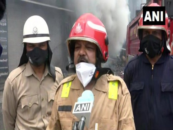 Delhi Fire Service Director Atul Garg. [File Pheoto/ANI]