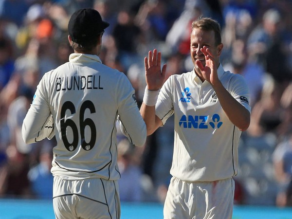 England ended the day at 122/9 (Image: ICC)