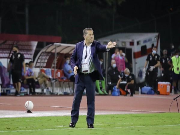 Venezuela's manager Jose Peseiro (Photo: Twitter/FVF Official)
