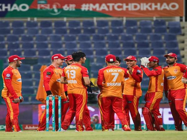 Islamabad United defeated Lahore Qalandars by 28 runs (Image: Islamabad United )