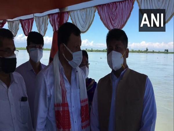 Assam Minister for Water Resources, Pijush Hazarika