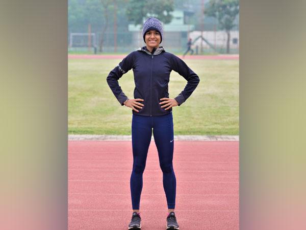 Shaili Singh (Photo: Twitter/Anju Bobby George)