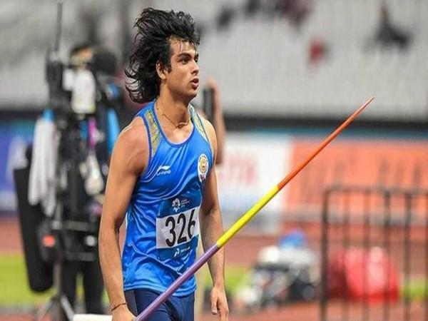 Neeraj Chopra (Photo/ SAI Media Twitter)
