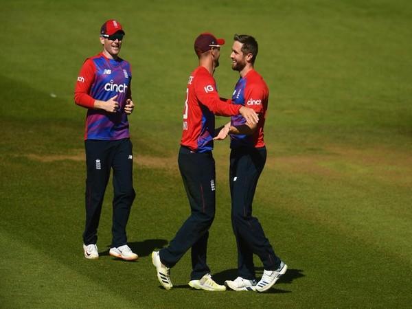 England defeated Sri Lanka 3-0 in T20I series. (Photo/ ICC Twitter)